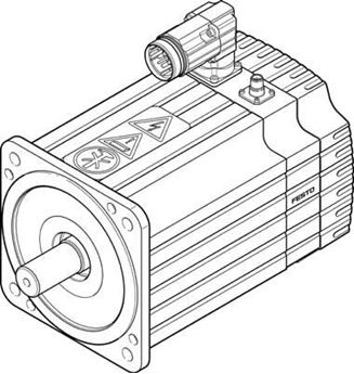 Picture of Festo 1430663 Stepper Motor