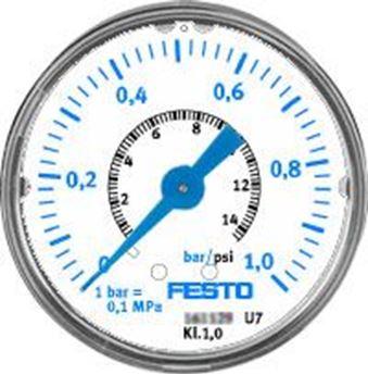 Picture of Festo 161126 Prec. Pressure Gauge